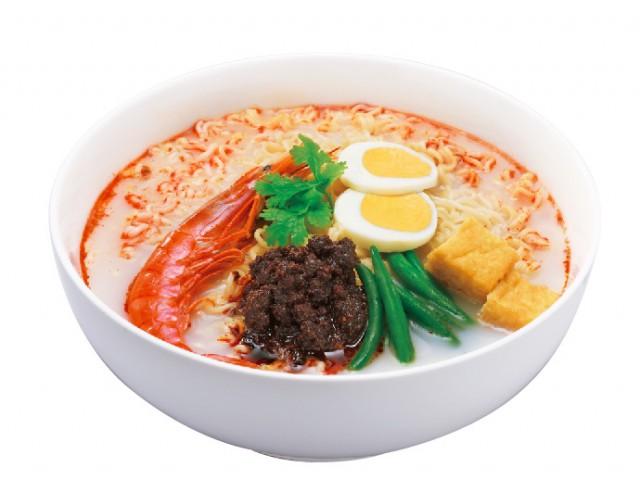 ホワイトカリー麺